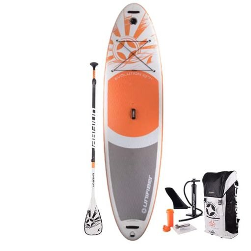 2019 Unifiber Allround Evolution iWindSup 10'7 Package